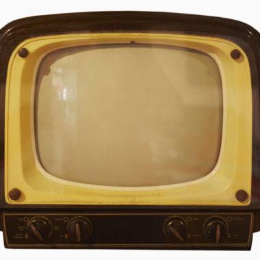télé vintage